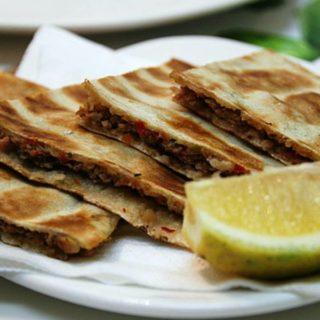 Ливанские блины с начинкой